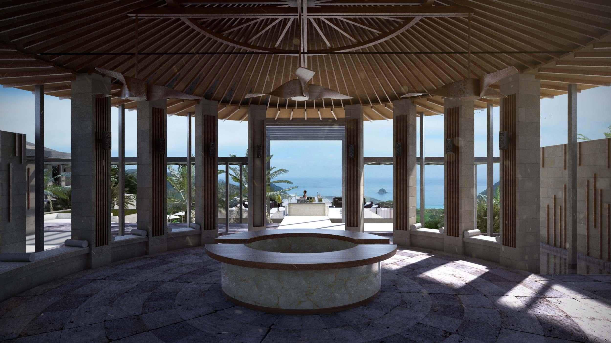 Lombok retreat | Mitchel Squires & Associates | Architecture ...